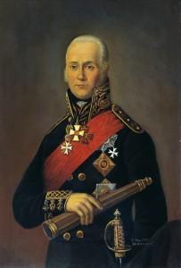 Праведный Федор Ушаков.