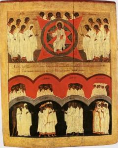 Преподобный Иоанн, епископ Дамасский.