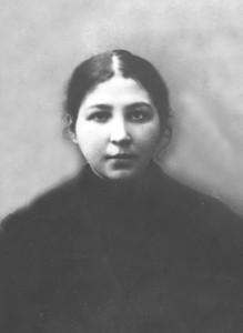 Мученица Анна Остроглазова.