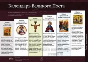 Православные посты, праздники, именины