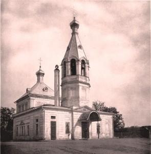 493px-Church_of_Saint_Maron_in_Old_Pani_00