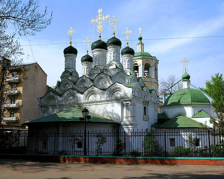Церковь Успения Божией Матери в Путинках