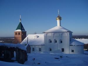 Успенская церковь и колокольня. Источник: Википедия/Smolov.ilya