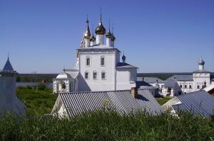 Гороховецкий Свято-Троицкий Никольский монастырь