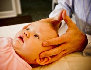 Остеопатия – помощь младенцам