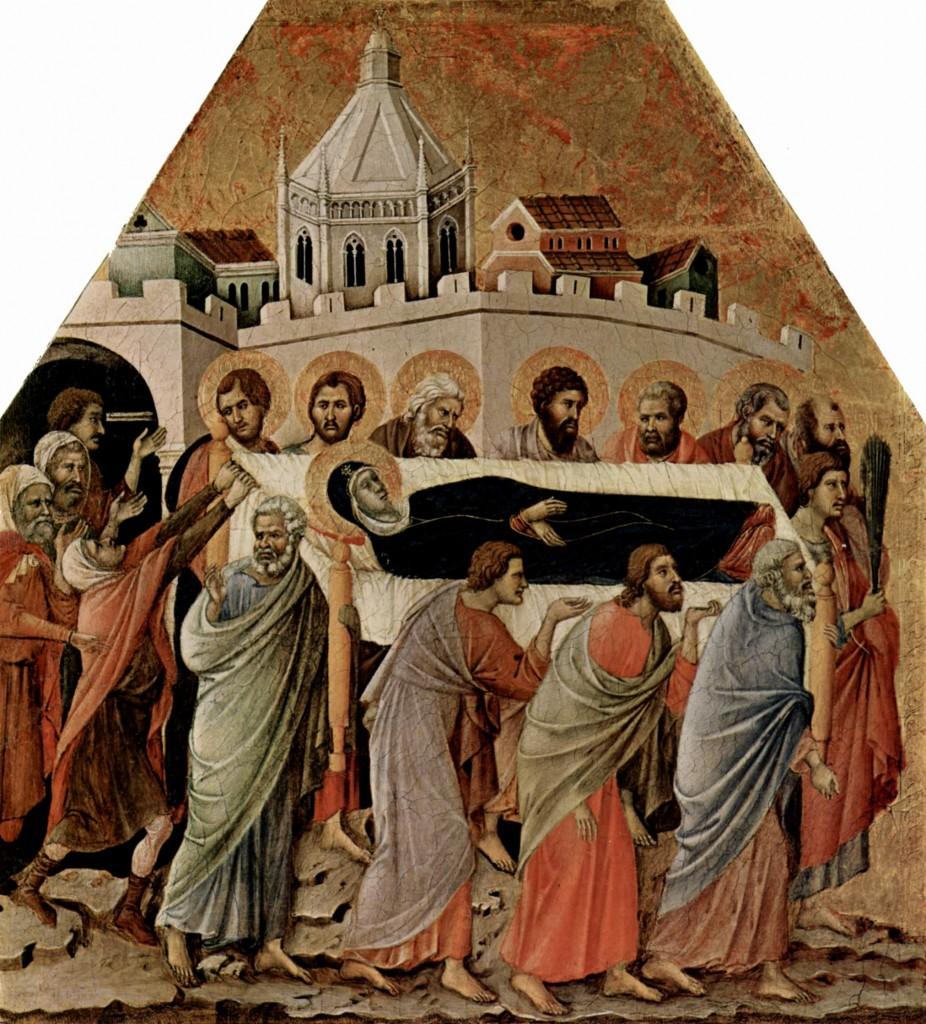 Успение пресвятой богородицы 28 августа в картинках 12