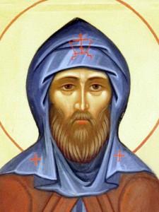 Преподобный Корнилий Переяславский.