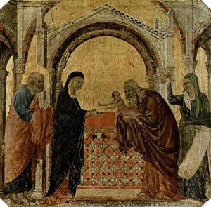 Встреча двух Заветов