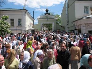 Православные миряне. Автор фото: Victor Vizu (http://commons.wikimedia.org/wiki/User:Vizu)