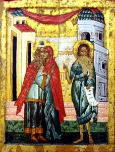 430px-Conception_of_John_Baptist_(icon,_Russia,_15_c)