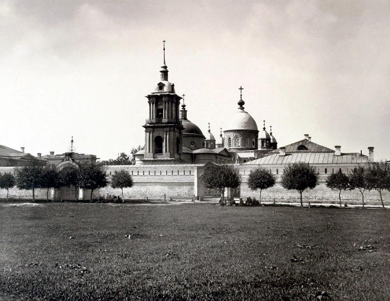 Матроны Московской.