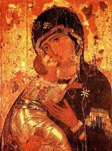 Православный календарь 8 сентября. Сретение Владимирской иконы Божией Матери.