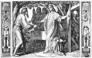 Семейные истории с Туттой Ларсен: Авраам и Сарра
