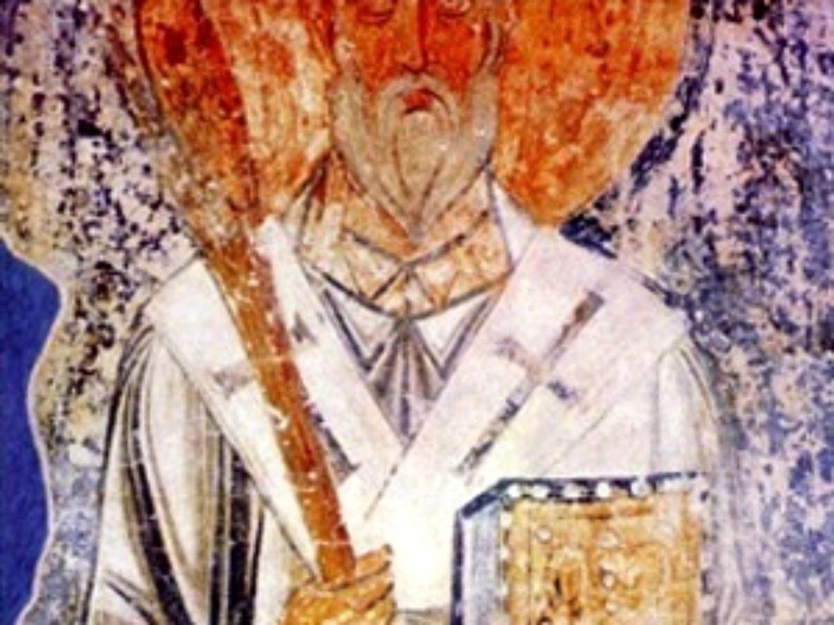 Православный календарь 5 октября. Священномученик Фока, епископ Синопский.  - Радио ВЕРА