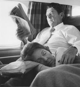 Нэнси и Рональд Рейган