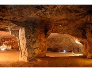 Тайны Библии:  Пещера Седекии