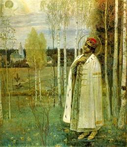 Святой благоверный царевич Димитрий Угличский.