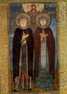 Жития святых. Пётр и Феврония.