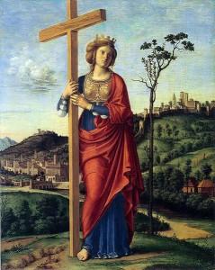 Жития святых. Святая Равноапостольная царица Елена.