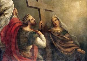 Время радости. Воздвижение Честного и Животворящего Креста Господня.