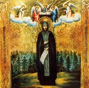 Жития святых. Преподобный Нил Сорский.