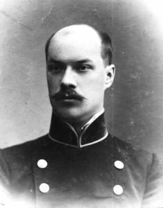 Сергий Ан. в мундире Киевск. Дух. Акад. 1913