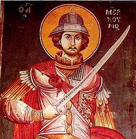 270px-Byzantine_icon_St-Mercurius_1295