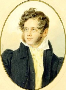 Пётр Вяземский.