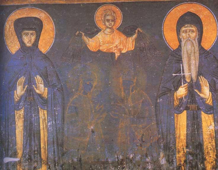 Анастасия и Симеон Мироточивый, родители свт. Саввы Сербского