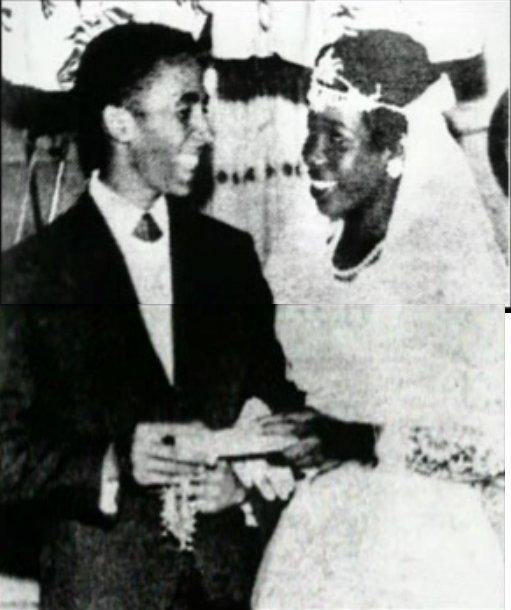 Боб и Рита Марли