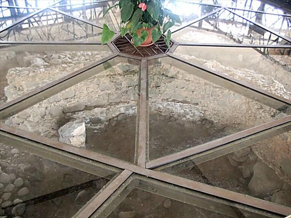 Дом апостола Петра в Капернауме