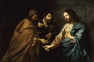 "Жан Валантен де Булонь (1591-1632). ""Кесарю Кесарево"""