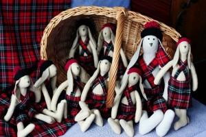зайцы-шотландцы