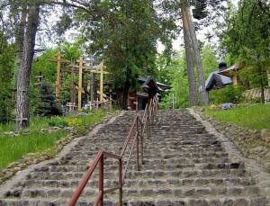 ПроСтранствия. Гора Грабарка (Польша).