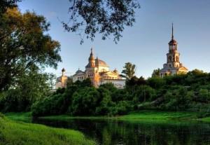 ПроСтранствия. Борисоглебский монастырь (Торжок).