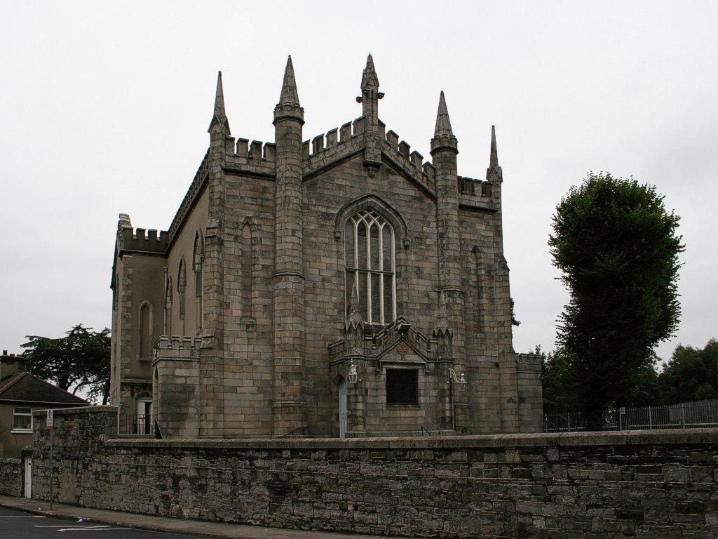 Храм Петра и Павла в Дублине (Ирландия)