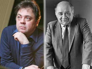 Евгений и Андрей Леоновы