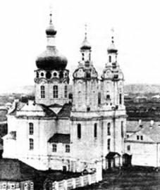 Свято-Покровский монастырь в Белоруссии