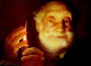 """Владимир Крупин """"Пока не догорят высокие свечи…"""""""