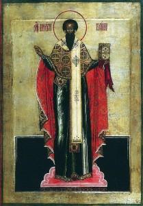 Икона XVIII века
