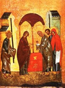 Православный календарь 14 февраля. Предпразднство Сретения Господня.
