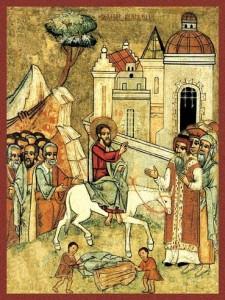 Icon_03027_Vhod_Gospoden_v_Ierusalim