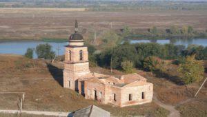 Никольское, храм Неопалимая Купина