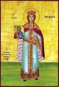 Theodora_(greek_icon_XIX_c)