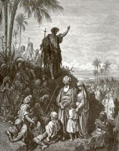 Гюстав Доре. Пророк Иоанн.