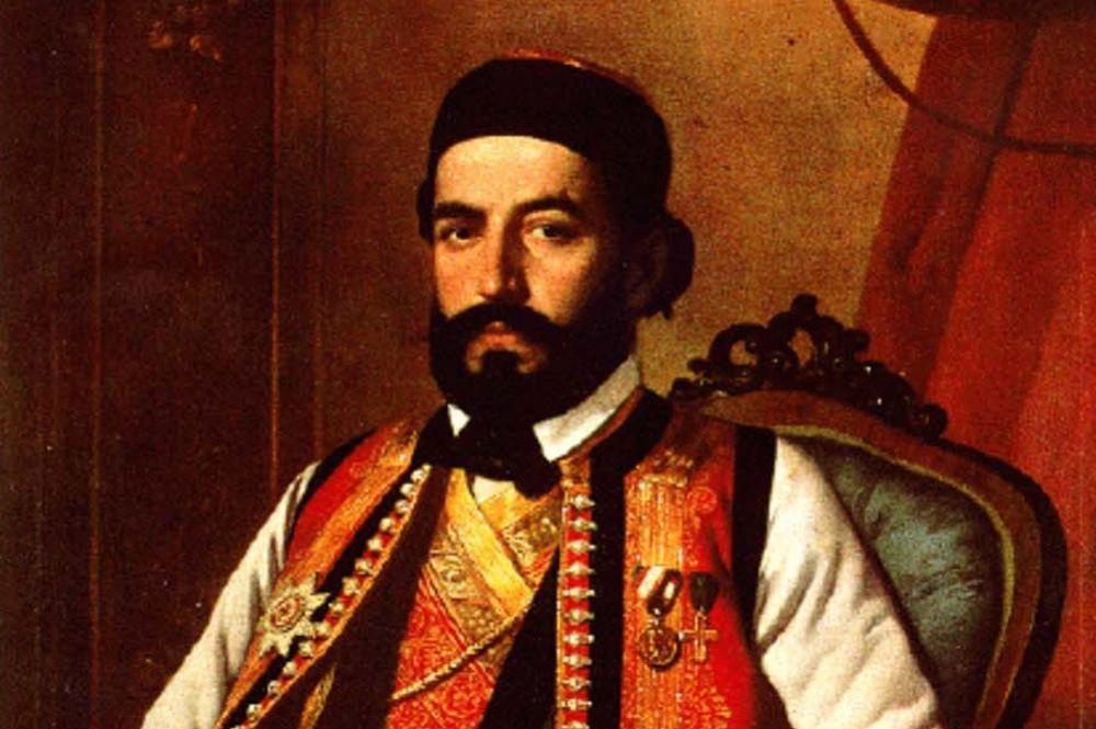 Пётр Петрович Негош (1813 - 1851)