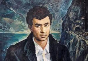 """Закладка Павла Крючкова. Александр Вампилов """"Старший сын""""."""