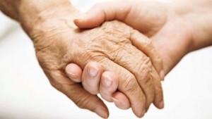 Друзья на улице. Помощь пожилым людям.