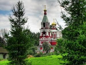 Храм Параскевы Пятницы в Качалове