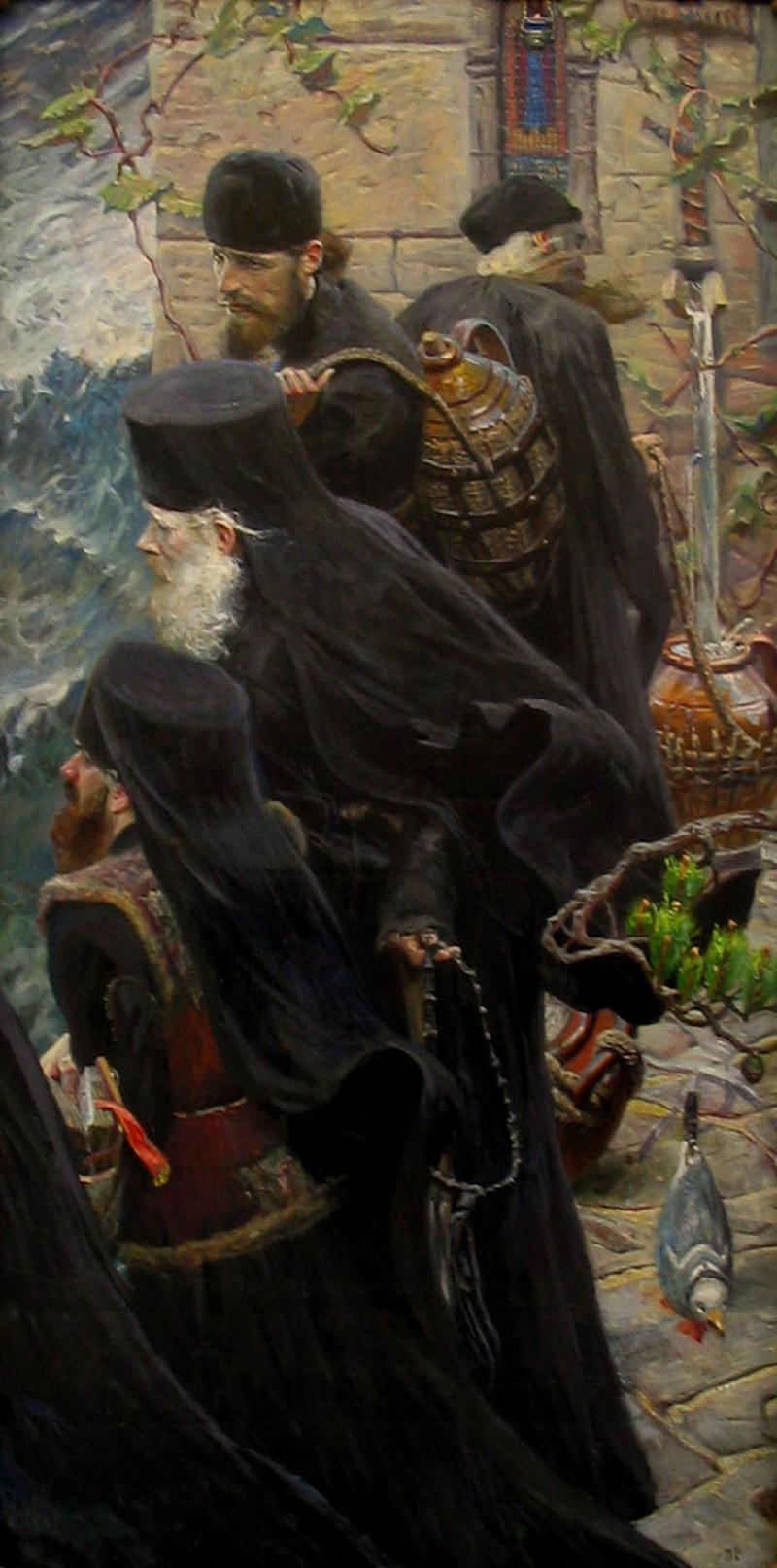Братия. Павел Рыженко.